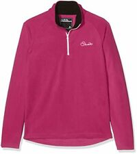 Vêtements roses col zippé pour fille de 2 à 16 ans