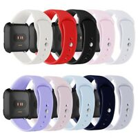 Silicone Sport Smart Watch Replacement Band Strap Bracelet for Fitbit Versa New