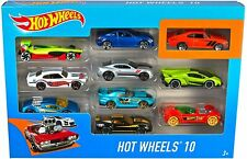 Hot Wheels 54886 10 Car Pack Assortment (Pack May Vary) Multicolor