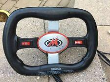 36 Volt Minimoto Honda Go Kart - Go Cart steering wheel - For Parts Or Repair