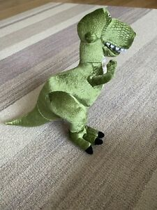 Rex From Toy Story Disney Soft Toy