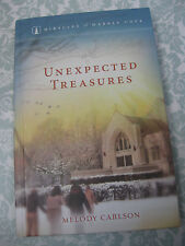 *Unexpected Treasures*~Miracles of Marble Cove Melody Carlson HC Guideposts Book