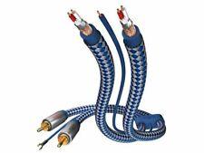Inakustik NF Phono cable premium RCA 0,75 M - 2,00 M