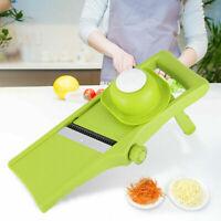 Mandoline Slicer Vegetable Cutter Potato Onion Carrot Adjustable Grater Chopper