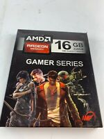 AMD Radeon Memory Gamer Series 16GB (2x8GB) 240-Pin DDR3 2133 Memory OPEN BOX CJ