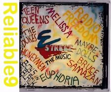 Melissa+Euphoria+Teen Queens+Radio Freedom- E Street The music CD Dino Australia