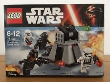 Lego Star Wars 75132 - First Order Battle Pack - Never Opened