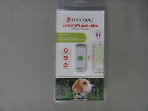 Collier GPS pour chien - Weenect - Fonctionne avec abonnement