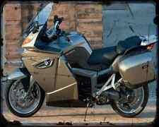 BMW K 1300 GT 10 A4 de Metal Sign moto antigua añejada De