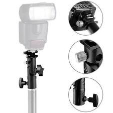 Umbrella Holder Mount E Type Flash Light Stand Bracket For DSLR Camera Universal