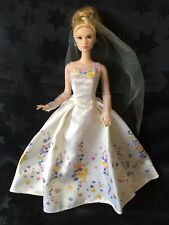 Barbie Doll - Live Action Film Wedding Cinderella Doll (Lily James Face)
