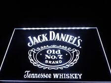 12x8 Inch Jack Daniels Led Neon Sign On/Off bar mancave budweiser pub whiskey