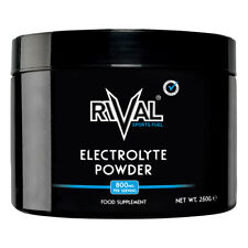 Rival Sports Fuel Electrolyte Pro 250g Unflavoured SUGER FREE