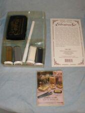 Personal Stamp Exchange Rubber Stamp Embossing Set Powder Brush #6