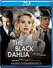 THE BLACK DAHLIA (Scarlett Johansson)  -  Blu Ray - Sealed Region B