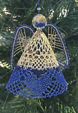Angel 2020 Christmas Torchon Bobbin Lace Pattern Lacemaking *PATTERN ONLY*
