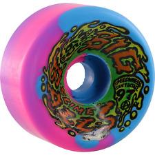 Santa Cruz Slimeballs Big Balls Splat 65mm 97a Blue/Pink Swl- 4 Longboard Wheels