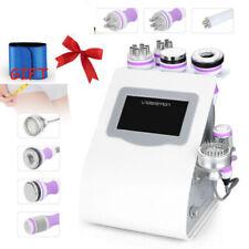 8 in 1 40KHz per cavitazione VUOTO RF Photon corpo cambia forma bellezza dimagrante macchina US