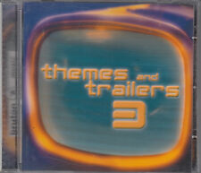 Bruton Themes And Trailors 3  Music Library/Sound CD FASTPOST