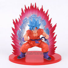 Dragon Ball Z Super Saiyan God Son Gokou SSGSS figure Toy