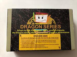 Gainward Dragon 3000 3Dfx Voodoo 2 12MB Zusatzkarte