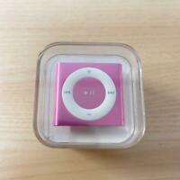 Apple iPod shuffle 2GB fourth-generation Pink unopened New