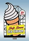 Micro Structures 443002 HO/N Ice Cream Cone Animated Billboard