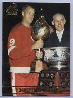 1992-93 Hall of Fame Legends #9 Gordie Howe (110319-127)