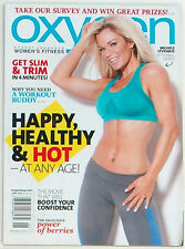 Oxygen Magazine June 2013 Michele Levesque