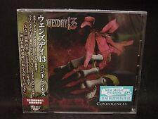 WEDNESDAY 13 Condolences JAPAN CD Murderdolls Frankenstein Drag Queens From Plan