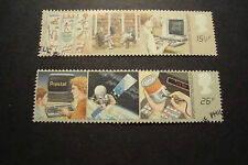 GB 1982 Commemorative Stamps~Technology~Very Fine Used Set~(ex fdc)UK Seller