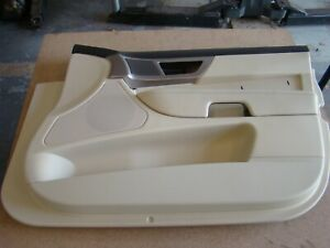 C2Z8786LGJ Jaguar XF 09-15 RHF door trim casing Ivory