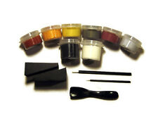 Dia de los Muertos Natural Face Paint Kit Non-greasy Formula for Sensitive Skin