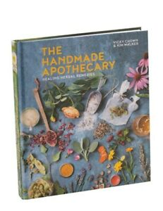 Victorian Trading Co The Handmade Apothecary Beginner's Guide Herbal Medicine