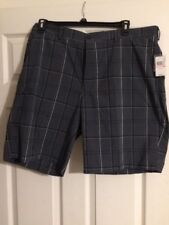 GrandSlam Men's Shorts size 40 NWT  Moisture Wicking, Easy Care, Value Of $60