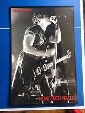 Nine Inch Nails Trent Reznor poster print Large