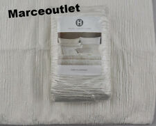 Hotel Collection Opalescent EURO Pillowshams Set Off White