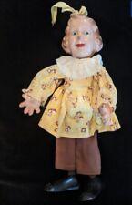 Baby Snooks doll Joseph Kallas Composition Fanny Brice