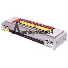 220v Commercial 32w gas-fired grill smokeless barbecue machine