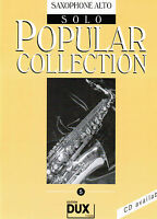 Altsaxophon Noten : Popular Collection 5 leicht - leMi. Saxophon (Alt in Es)
