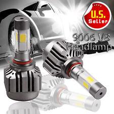 9006 HB4 9012 180W LED COB Headlight Kit bulbs High Power 18000LM 6000K Light