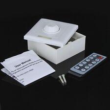 DC12V 24V 8A IR Remote LED Switch Dimmer Cotroller for Led Strip Single Color