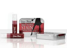 WINE AWAY Red Wine Stain Removal Emergency Kit - The Maiden
