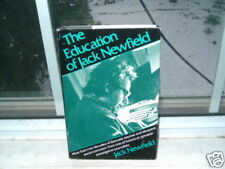 The Education of Jack Newfield by Jack Newfield (1984)