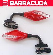 BARRACUDA SPECCHI RETROVISORI RACE INDICATOR ROSSI APRILIA RSV4 Factory APRC SE