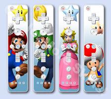 Wiimote Skin Wii Remote Vinyl Decal Sticker - Mario & Friends