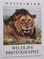 Hasselblad Magazine - Wildlife Photography  - 1974 - English - USED B22