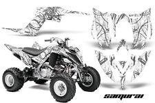 YAMAHA RAPTOR 700 2013-2016 GRAPHICS KIT CREATORX DECALS SAMURAI SW