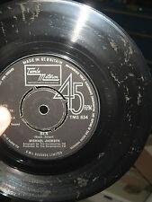 "MICHAEL JACKSON  7"" BEN Orig. UK 1972 SPLATTERED VINYL!"