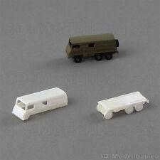 1:160 Piste N Klein Série Véhicule Tout-terrain Steyr-Puch Pinzgauer 712k Militaire Armée Autrichienne